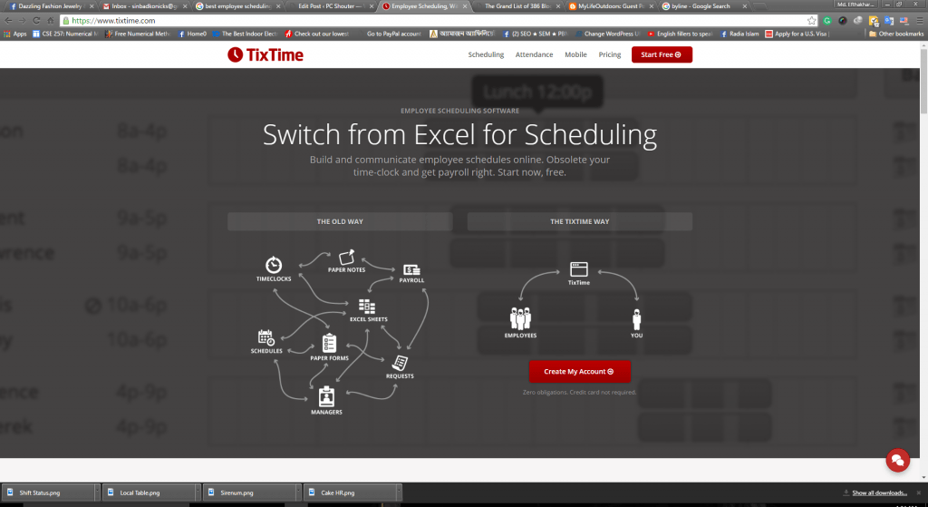 Best free Employee Scheduling Software