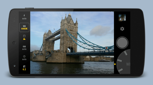 best hd camera app for android