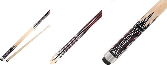 best billiard cues