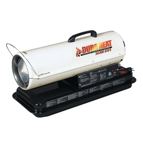 Dura Heat DFA50 50K BTU Kero Forced Air Heater