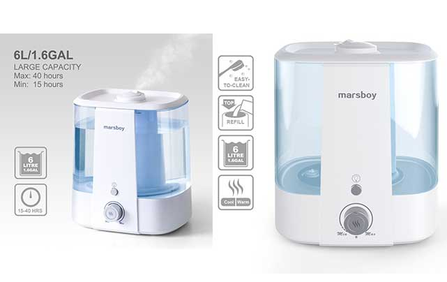small room humidifier