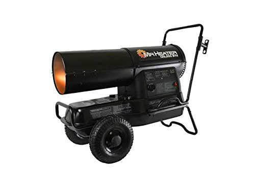 Mr. Heater F270320 MH125KTR Contractor Forced-Air Kerosene Heater Review