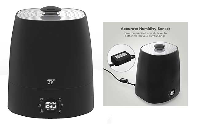 warm mist humidifier amazon