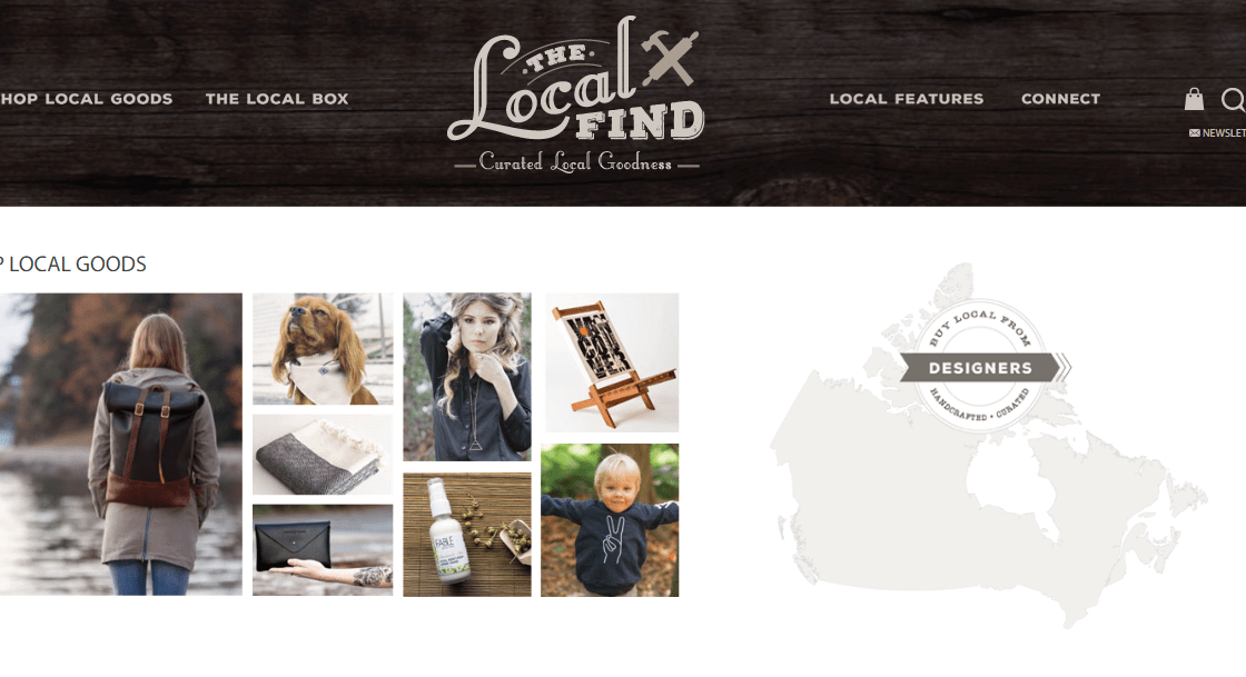 thelocalfind website