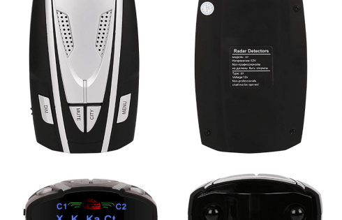 D7 High Performance Laser Radar Detector