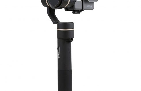 3-Axis Handheld Gimbal Stabilizer for GoPro HERO 5