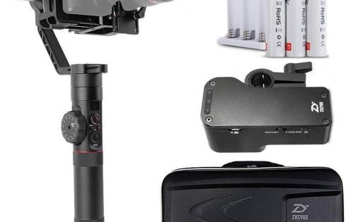 Follow Focus 3-Axis Handheld Gimbal